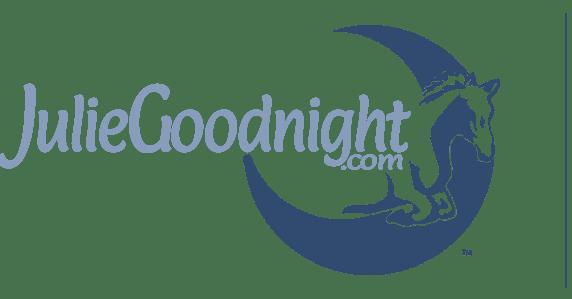JulieGoodnight.com Logo